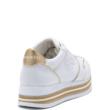 Bugatti-női-fehér-arany-cipő-431-88008