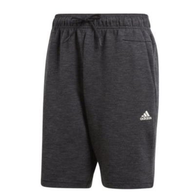 Adidas-férfi-fekete-pamut-rövid-nadrág-DU1143