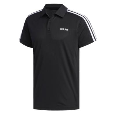 Adidas-férfi-fekete-tenisz-póló-FL0321