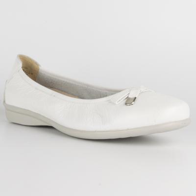 Caprice-női-fehér-bőr-balerina-cipő-9-22157-26