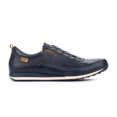 Pikolinos-férfi-kék-bőr-cipő-M2A-6252