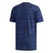 Adidas-férfi-kék-fekete-pamut-mintás-póló-FM3434