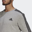 Adidas férfi szürke színű pamut pulóver-GK9580