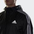 Adidas férfi fekete színű széldzseki-GM4353