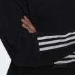Adidas férfi fekete színű pamut pulóver-GS8639
