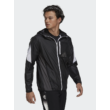 Adidas férfi fekete színű cipzáros széldzseki-GV5307