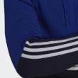Adidas kék-fehér színű kapucnis pulóver-H14645