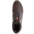 Bugatti férfi fűzős bőr utcai cipő-321-34202