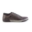 Bugatti-férfi-sötétszürke-barna-bőr-cipő-321-34801