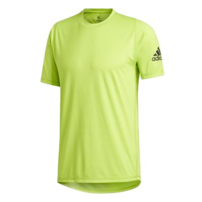 Adidas-férfi-neonzöld-sport-póló-FL4621