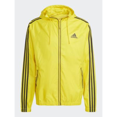 Adidas férfi citromsárga széldzseki-GM4353