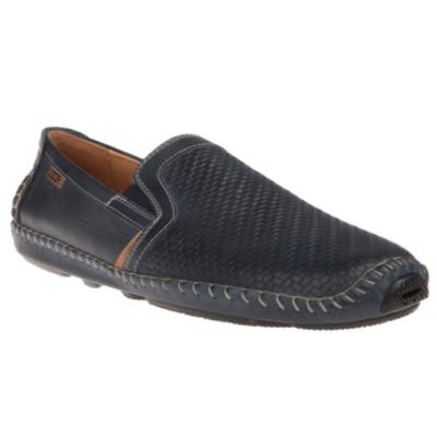 Pikolinos-férfi-kék-bőr-cipő-O9Z-3178