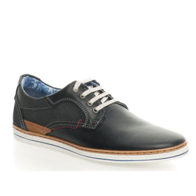 s.Oliver férfi bőr utcai cipő-5-13201-28-831